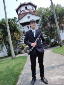 台北豎笛老師